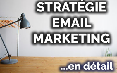 Stratégie email marketing